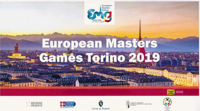 European Masters Games 2019